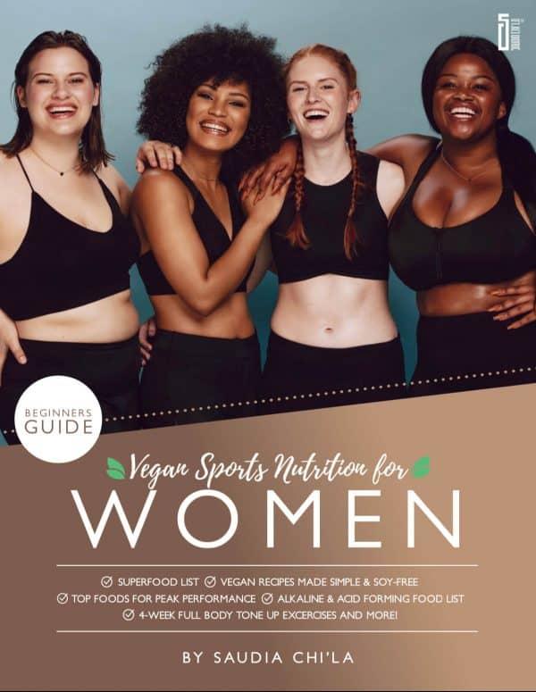 Vegan Sports Nutrition for Women